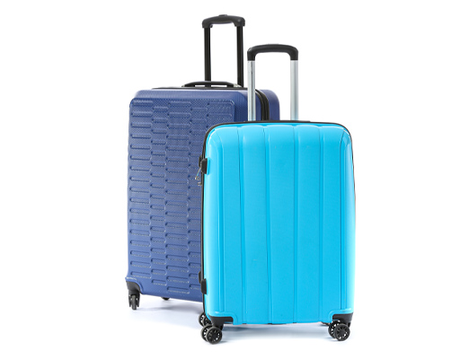 Checked-in luggage Blue Air